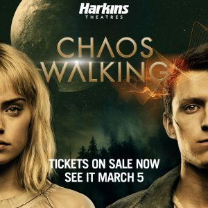 Image of Chaos Walking Movie Poster