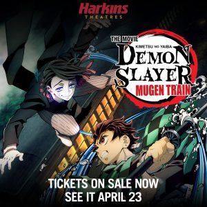Image of Demon Slayer Movie Poster