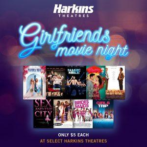 Image of Girlfriends Movie Night Promo