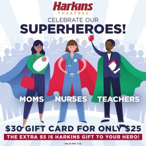 Image of Harkin's Hero Giftcard