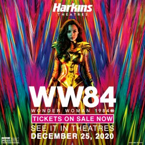 Image of Wonder Woman 1984 Private Movie Party