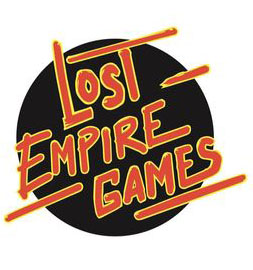 Logo for Lost Empire Games
