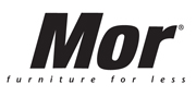 MOR Furniture logo